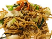 Japanese cuisine - Yakisoba Stock Photography