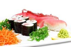 Japanese Culture - Tuna Set Stock Image