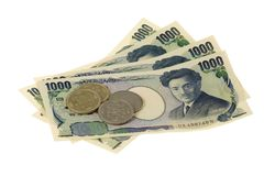 Free Japanese Currency Royalty Free Stock Image - 3492996