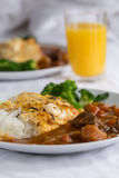 Japanese curry Royalty Free Stock Photography
