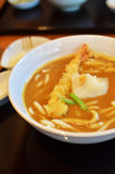 Japanese curry Udon noodles Royalty Free Stock Photography