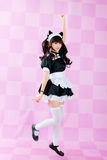 Japanese cute lolita maid Royalty Free Stock Photo
