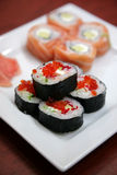 Japanese delicacies Royalty Free Stock Image