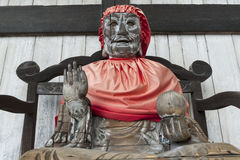 Japanese demon Royalty Free Stock Photos
