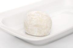 Japanese dessert Mochi Stock Photo