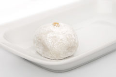 Japanese dessert Mochi Stock Image