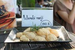 Japanese dessert. Royalty Free Stock Photos