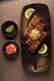 Japanese Dinner stock image
