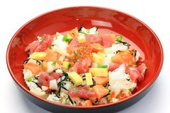 Japanese dish Stock Images