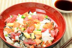 Japanese dish Royalty Free Stock Image