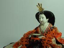 Japanese doll. Stock Photo