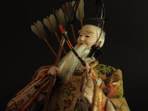 Japanese doll. Stock Images