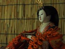 Japanese doll. Royalty Free Stock Image