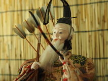 Japanese doll. Stock Photos