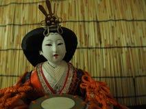 Japanese doll. Royalty Free Stock Photos