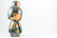 Japanese dolls Royalty Free Stock Images