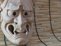 Japanese drama mask NOH Stock Photos