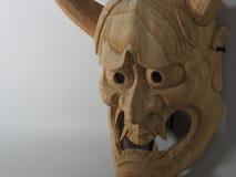 Japanese drama mask NOH Stock Photo