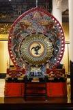 Japanese Drum at Tsukiji Honganji in Tokyo Royalty Free Stock Photos