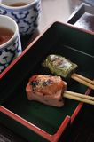 Japanese dumpling dessert Stock Photos