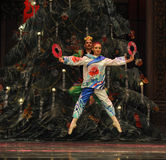 The Japanese envoy- The second act second field candy Kingdom -The Ballet  Nutcracker Royalty Free Stock Image