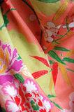 Japanese Fabric Royalty Free Stock Photo