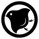 Japanese family crest Stock Image