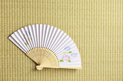Japanese fan Royalty Free Stock Photography