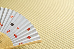 Japanese fan Royalty Free Stock Photos