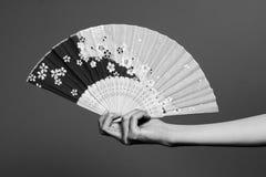 Japanese fan Stock Photos
