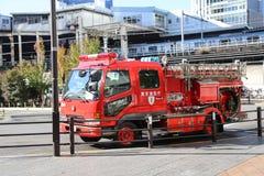 Japanese Fire Truck Stock Photos