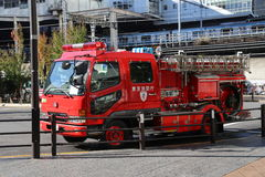 Japanese Fire Truck Stock Images