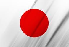 Japanese flag Royalty Free Stock Photos