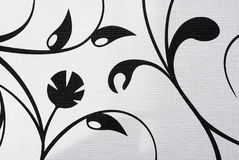 Japanese floral background. Japanese floral wallpaper in close-up Stock Images