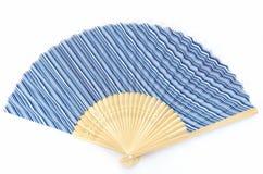 Japanese folding fan Stock Photography
