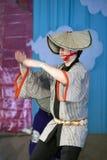 Japanese Folk Dance Institute at Brooklyn Botanic Garden Stock Photos