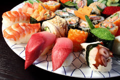 Free Japanese Food Royalty Free Stock Photos - 550938