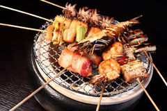 Japanese food Stock Images