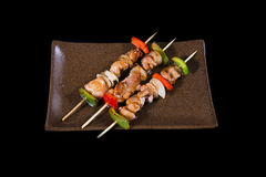 Japanese food buta yaki Royalty Free Stock Images