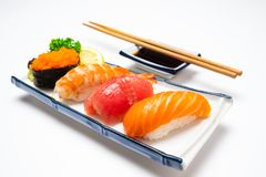 Japanese food concept. stock photo