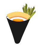 Japanese food  isolated icon design. Illustration  graphic Stock Image