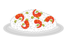 Japanese food  isolated icon design. Illustration  graphic Royalty Free Stock Photo