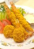 Japanese food plastic models Stock Image