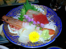 Japanese food. At restaurant in Japan Stock Photos