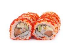 Japanese food roll Stock Photo