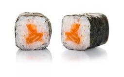 Japanese food, rolls stock photography