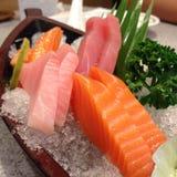 Japanese food. Sashimi,fresh fish japanese food Thailand royalty free stock photography
