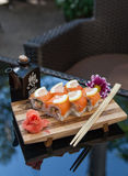 Japanese food Royalty Free Stock Images