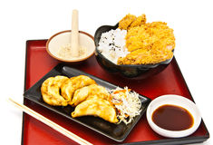 Japanese food style Stock Photo