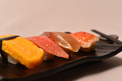 Japanese food sushi Stock Photography